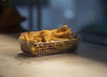 polenta fritta al rosmarino