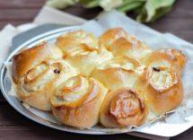 torta di rose al limone senza glutine