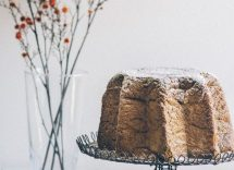 Torta pandoro Bimby