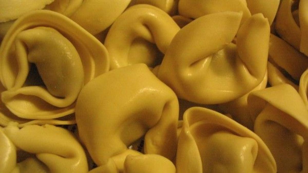Tortellini alla bolognese: ricetta originale