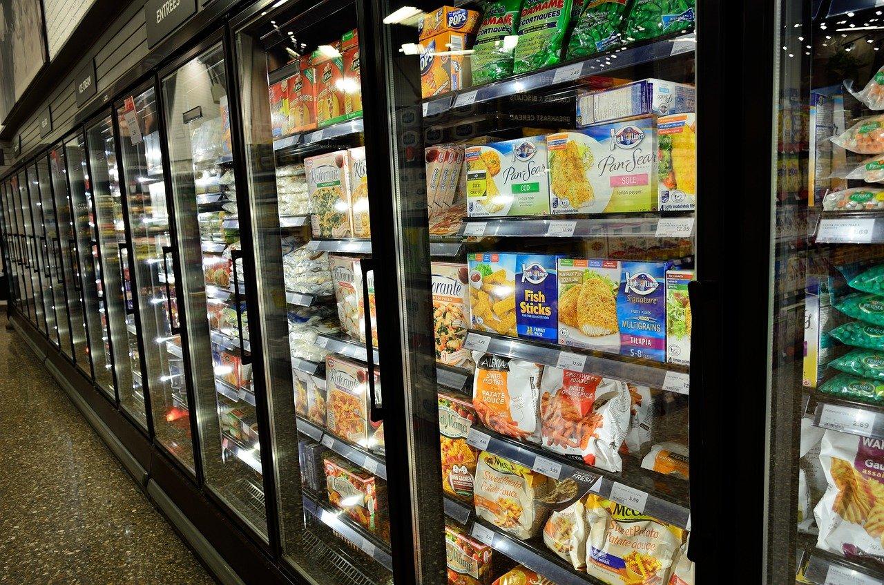 alimenti surgelati catena del freddo