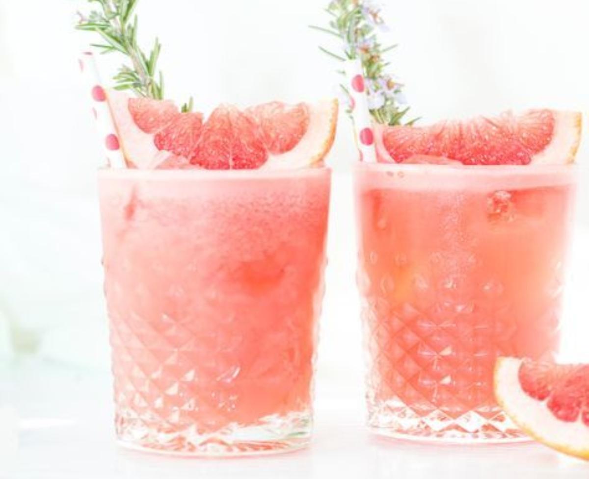 cocktail pompelmo rosa e prosecco
