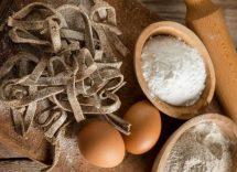 Pasta al grano saraceno ricetta