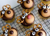 ricetta muffin renna