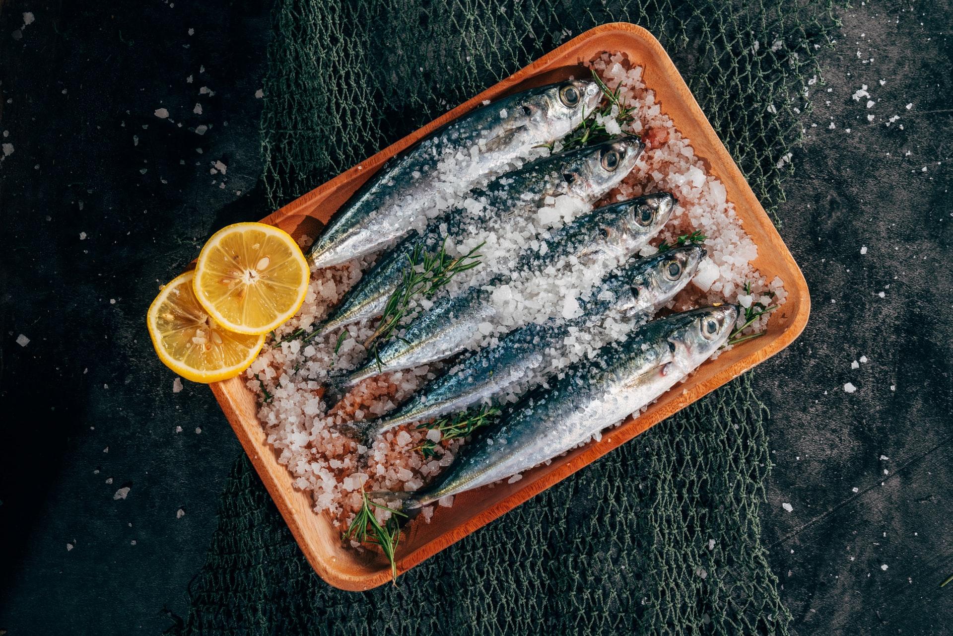 spigola al sale ricetta
