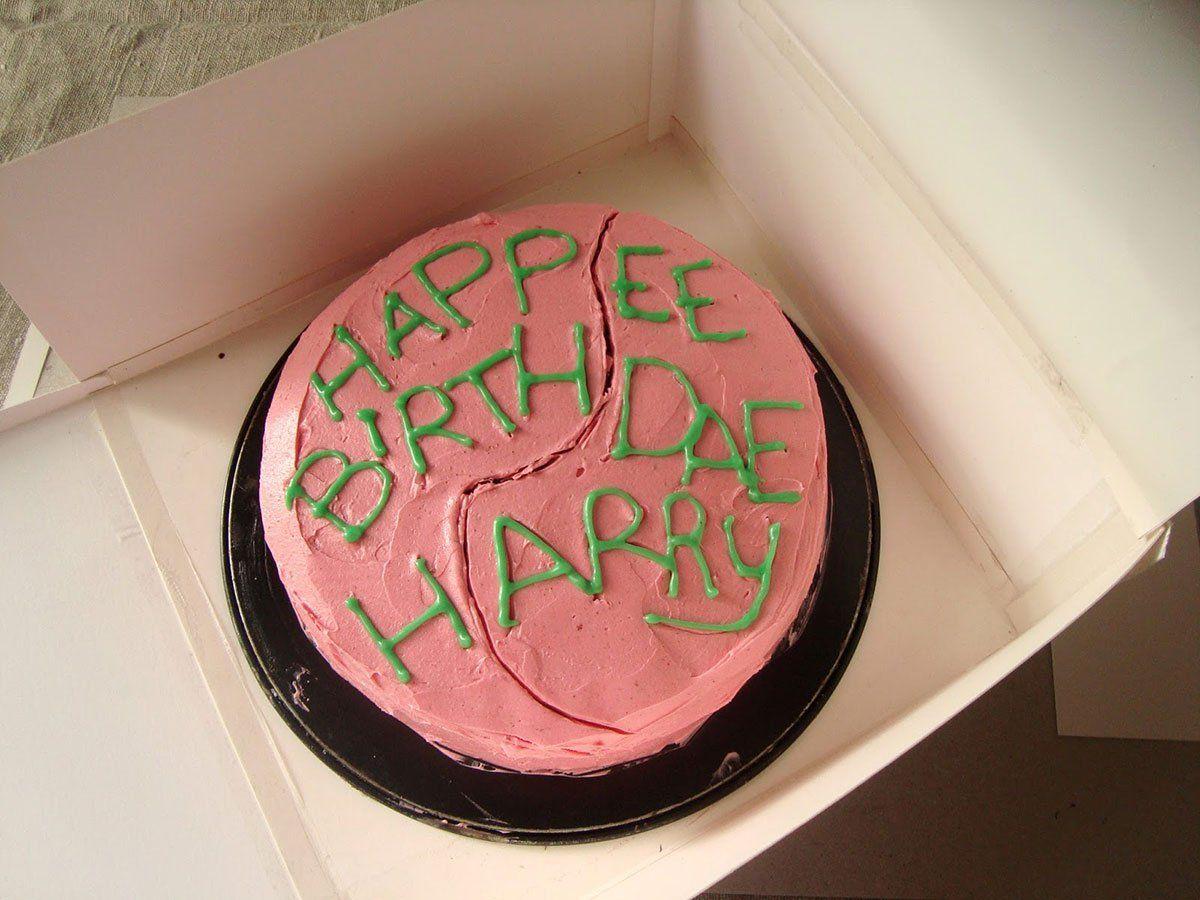 torta hagrid ricetta