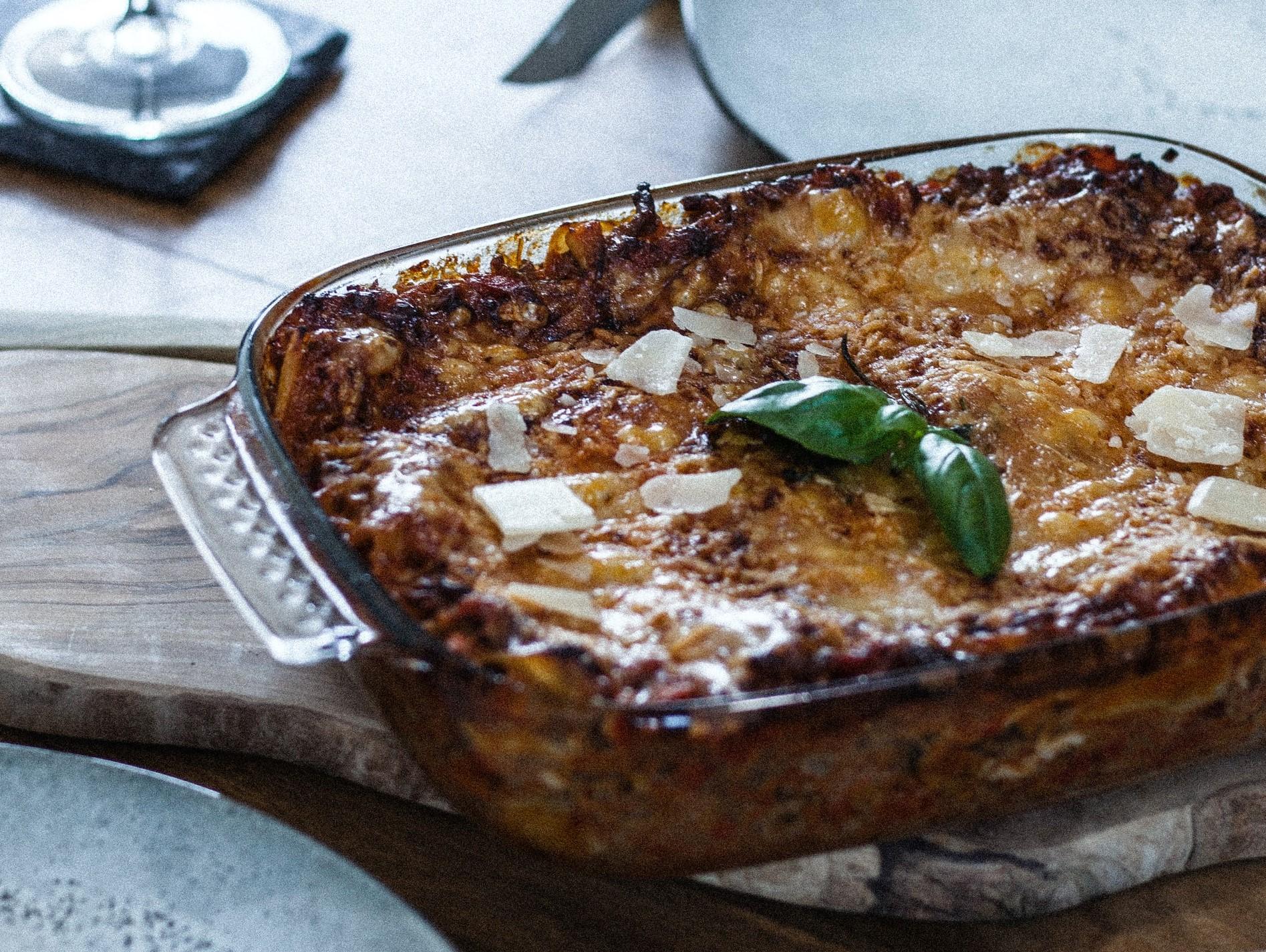 vincisgrassi ricetta originale marchigiana