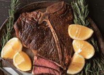 Bistecca alla fiorentina al forno