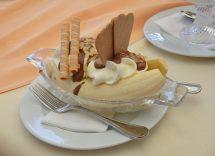 churros banana split ricetta