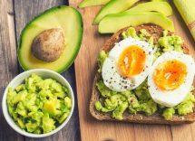 club sandwich ricetta con avocado