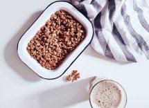 granola fatta in casa light