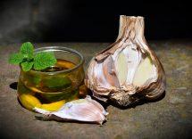 olio di aglio ricetta