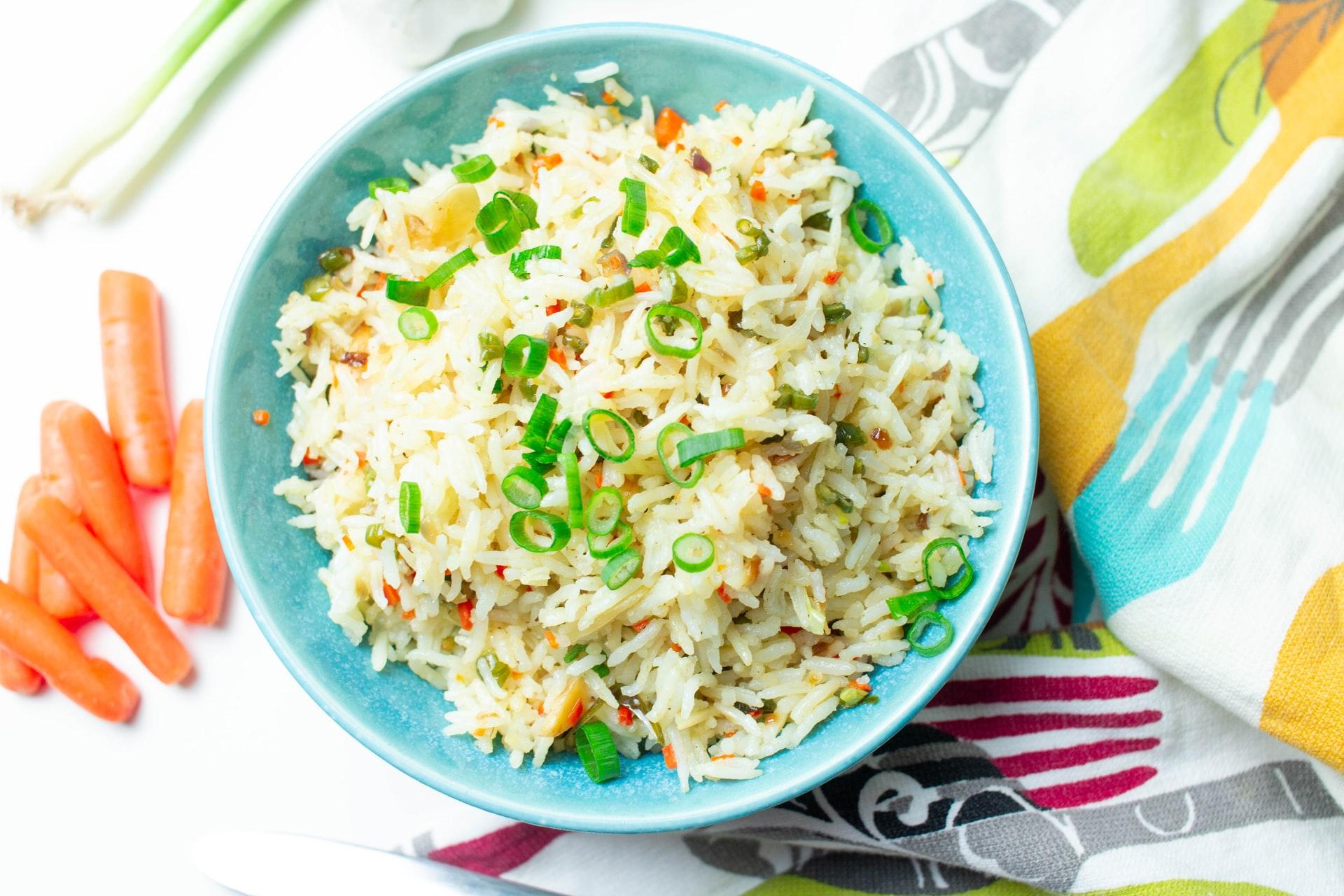 risotto light con salmone affumicato