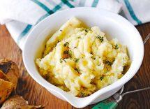 sedano rapa al forno con patate