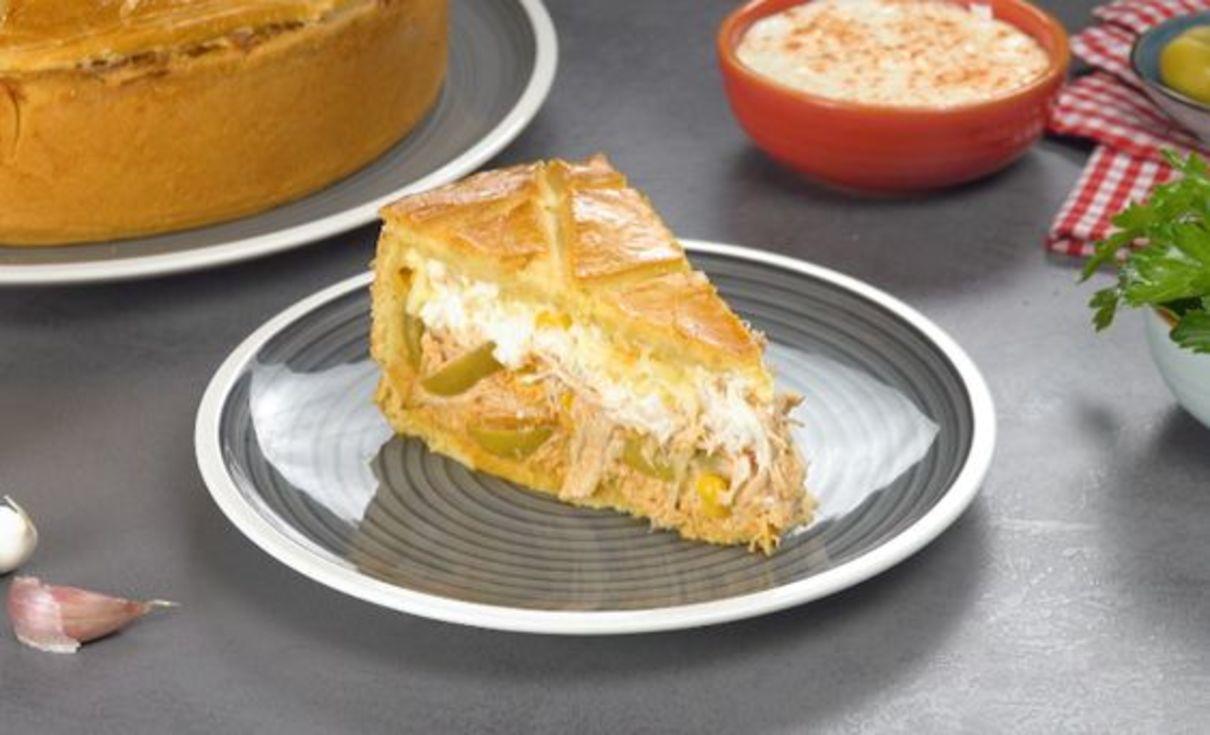 torta di pollo alla brasiliana