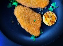 cordon bleu di zucca al forno