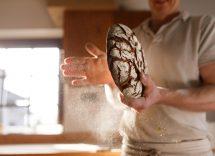 farine per pizza e pane