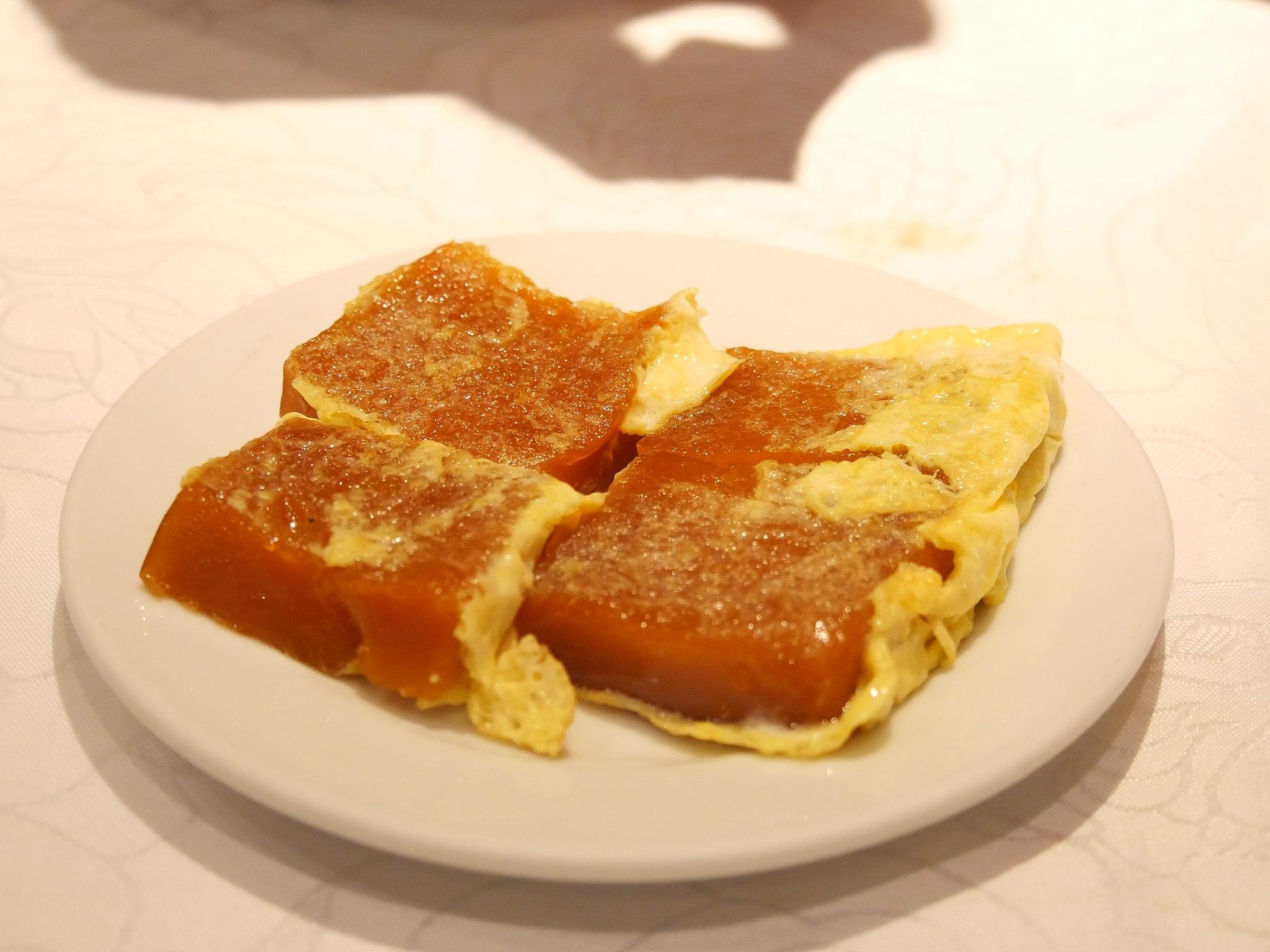 Nian Gao ricetta
