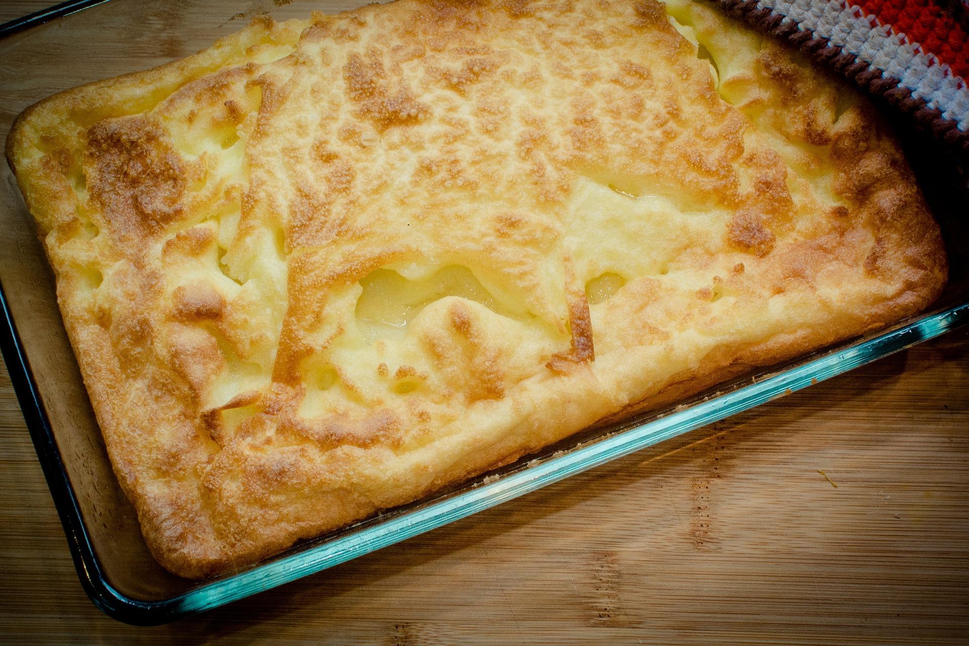 polenta gratinata al gorgonzola