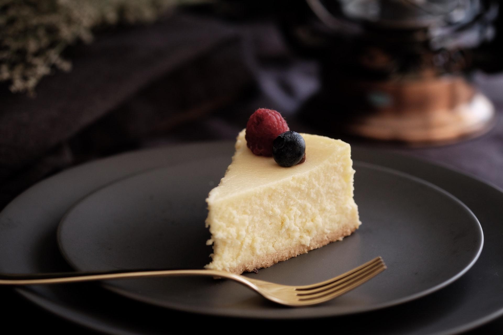 Cheesecake alla vaniglia senza lattosio ricetta