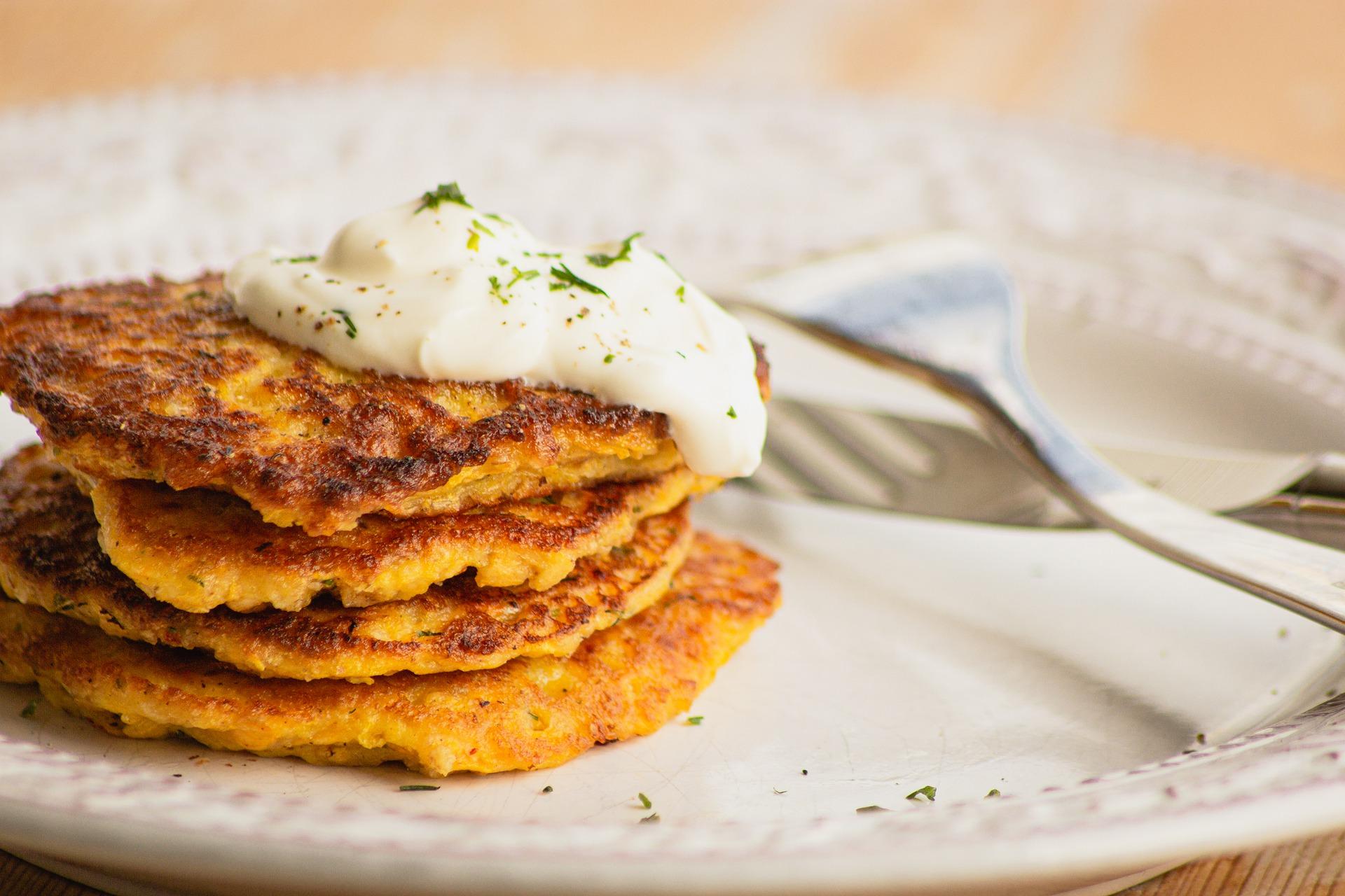 crespelle di patate e salsiccia ricetta