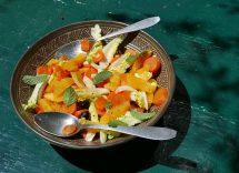 insalata tonno arancia finocchi