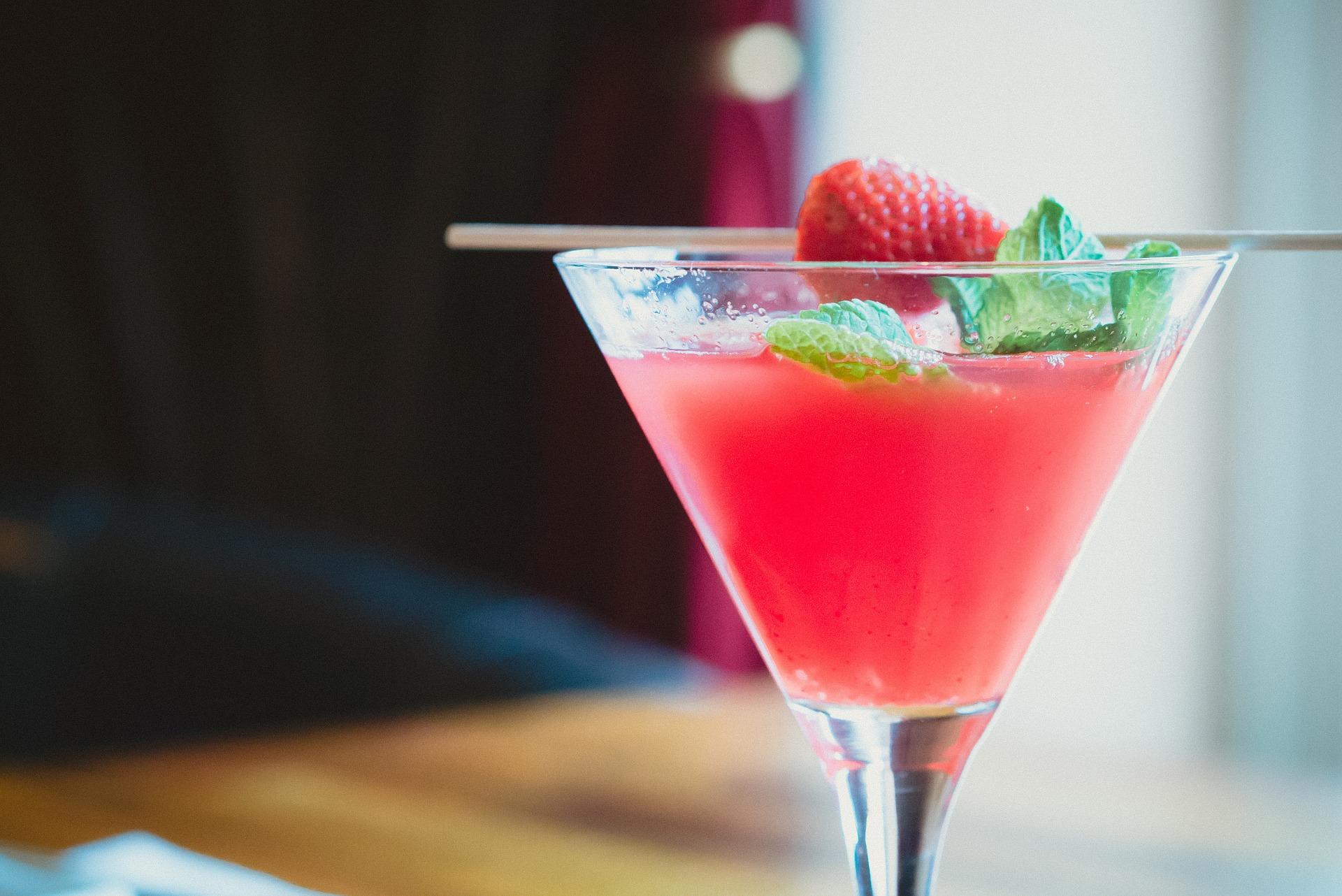 Liquore alle fragole ricetta