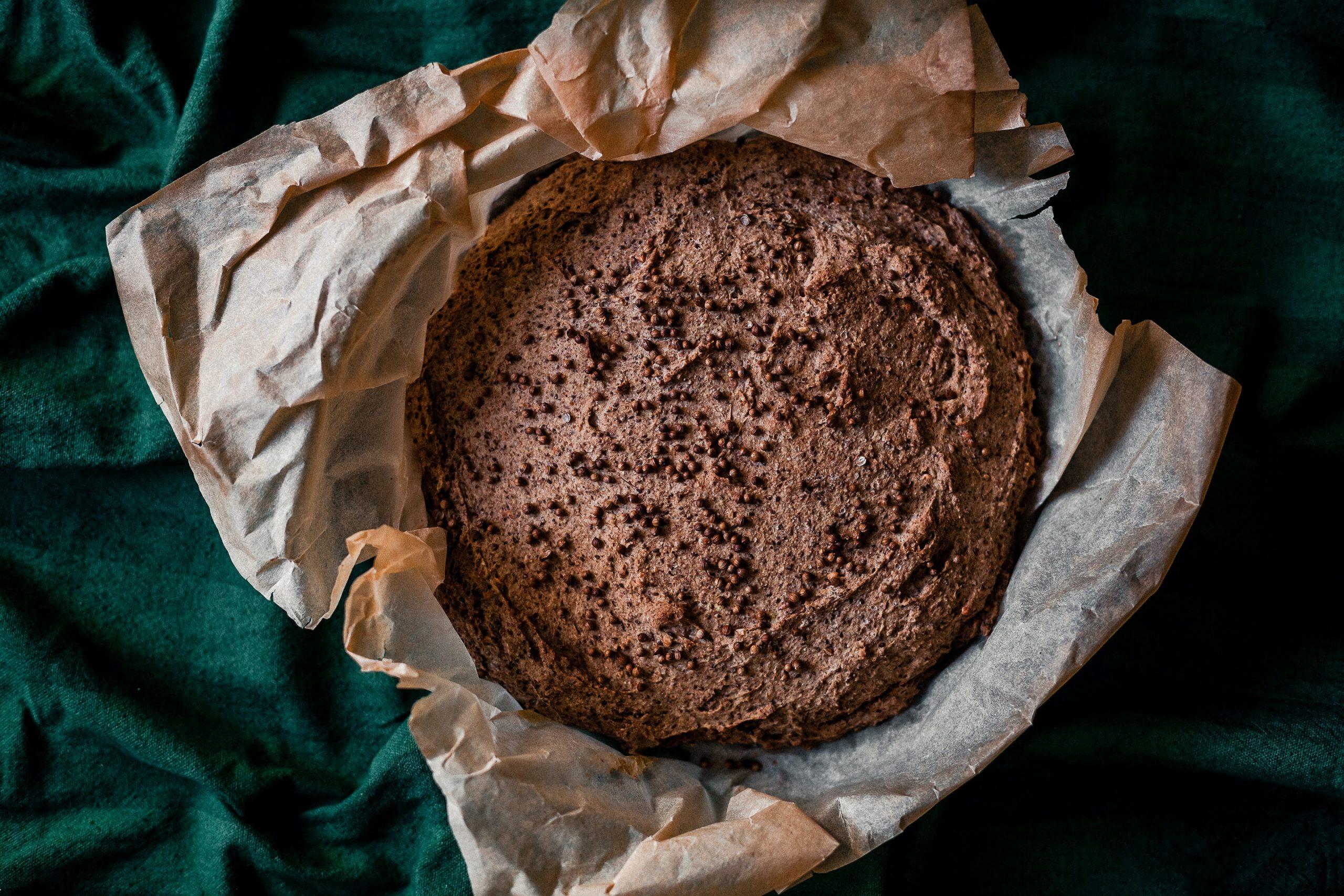 pastiera al cioccolato fondente