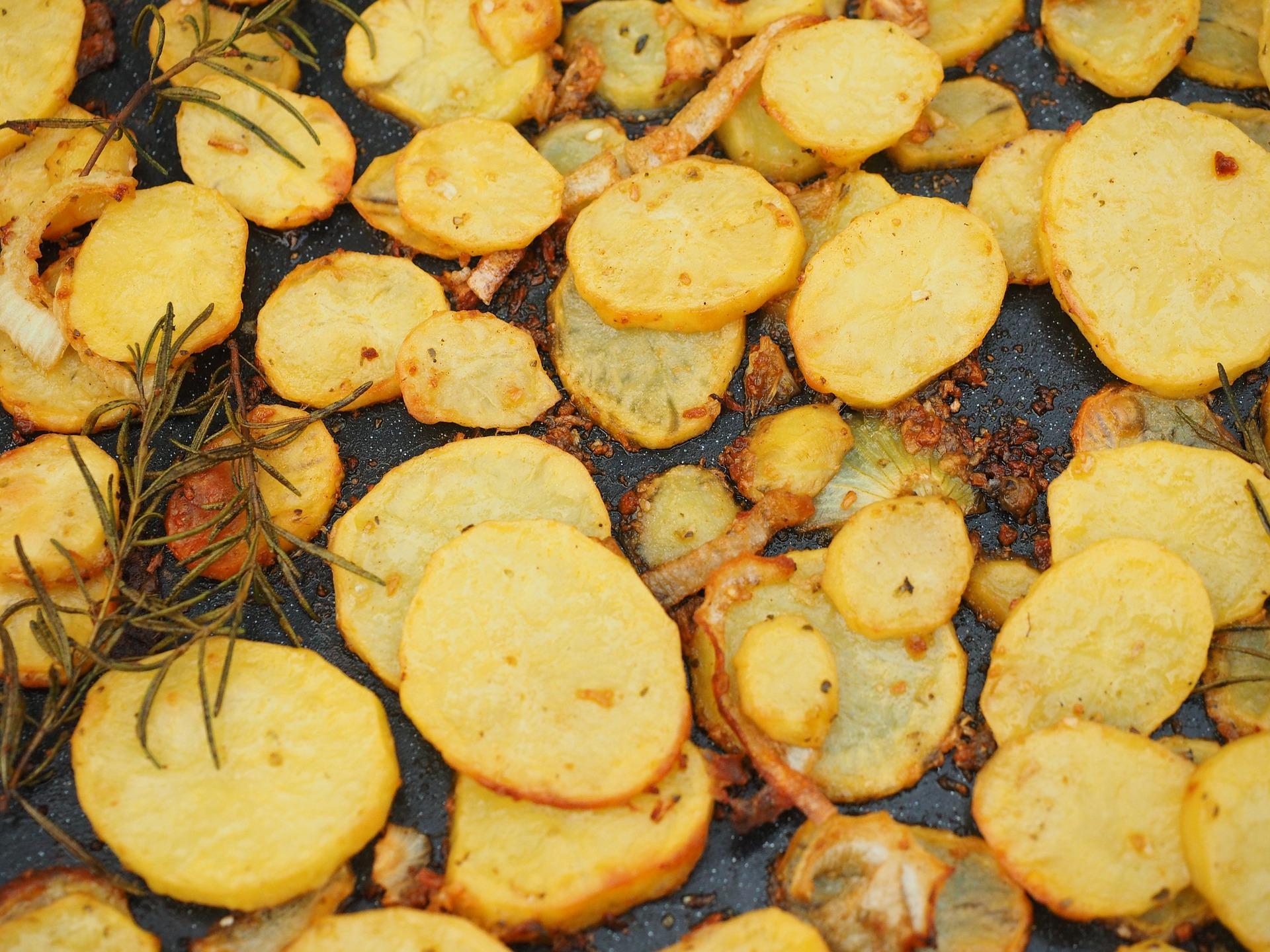 Patate alla piota al forno ricetta