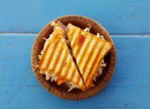 sandwich fritto