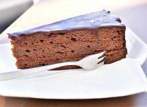 torta sacher light ricetta