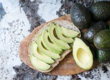 Chips di avocado al forno ricetta