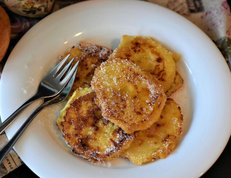 frittelle di banane e cocco ricetta