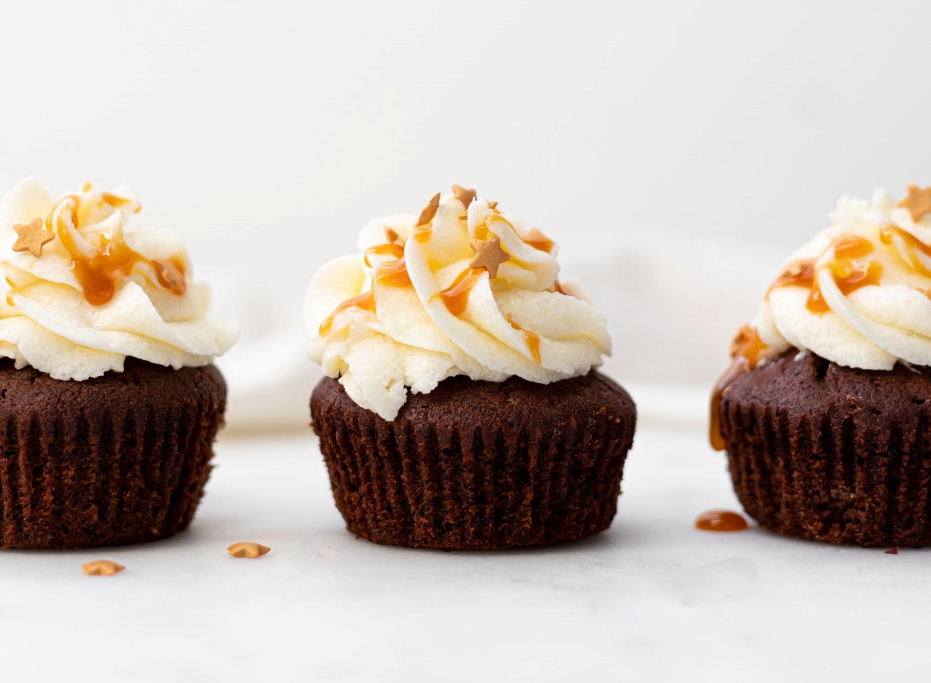 Hit hat cupcake ricetta