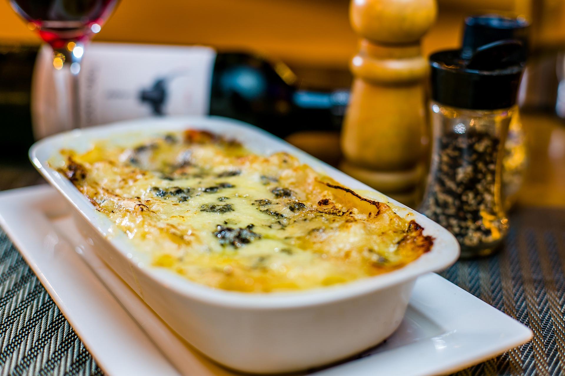 lasagne asparagi e burrata ricetta