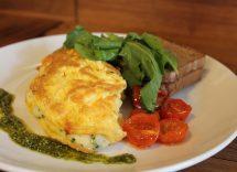 omelette caprese ricetta
