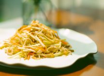 pasta zucchine e carote ricetta