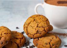 ricetta biscotti al caffè senza burro