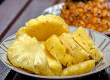 sfogliatine ananas e crema pasticcera ricetta
