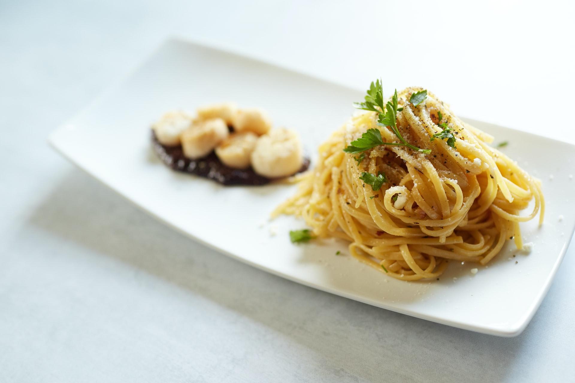 Spaghetti con bottarga ricetta