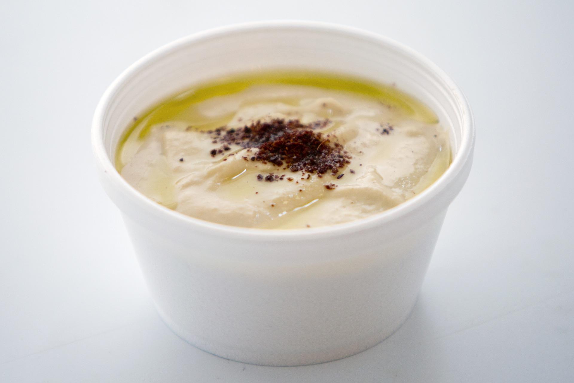 tahina ricetta senza olio di sesamo