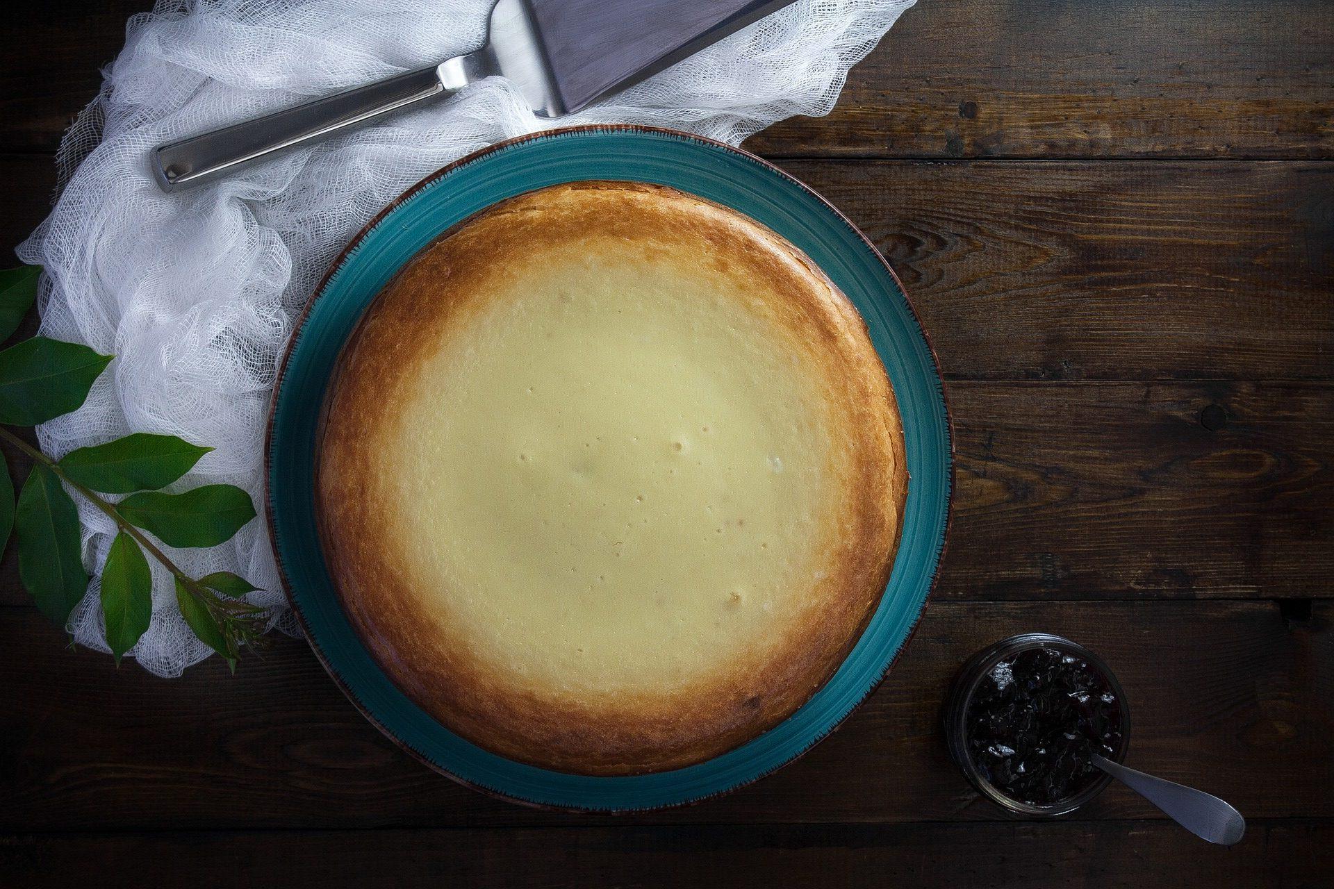 torta budino ricetta