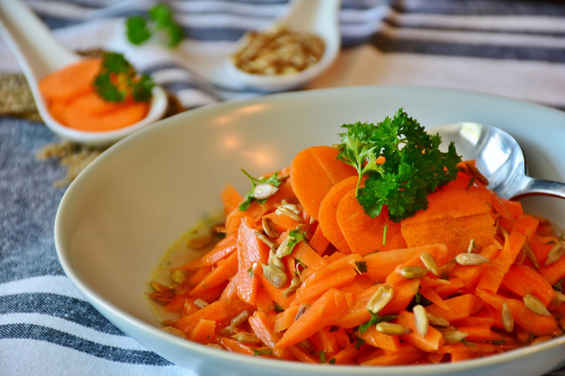carote trifolate ricetta