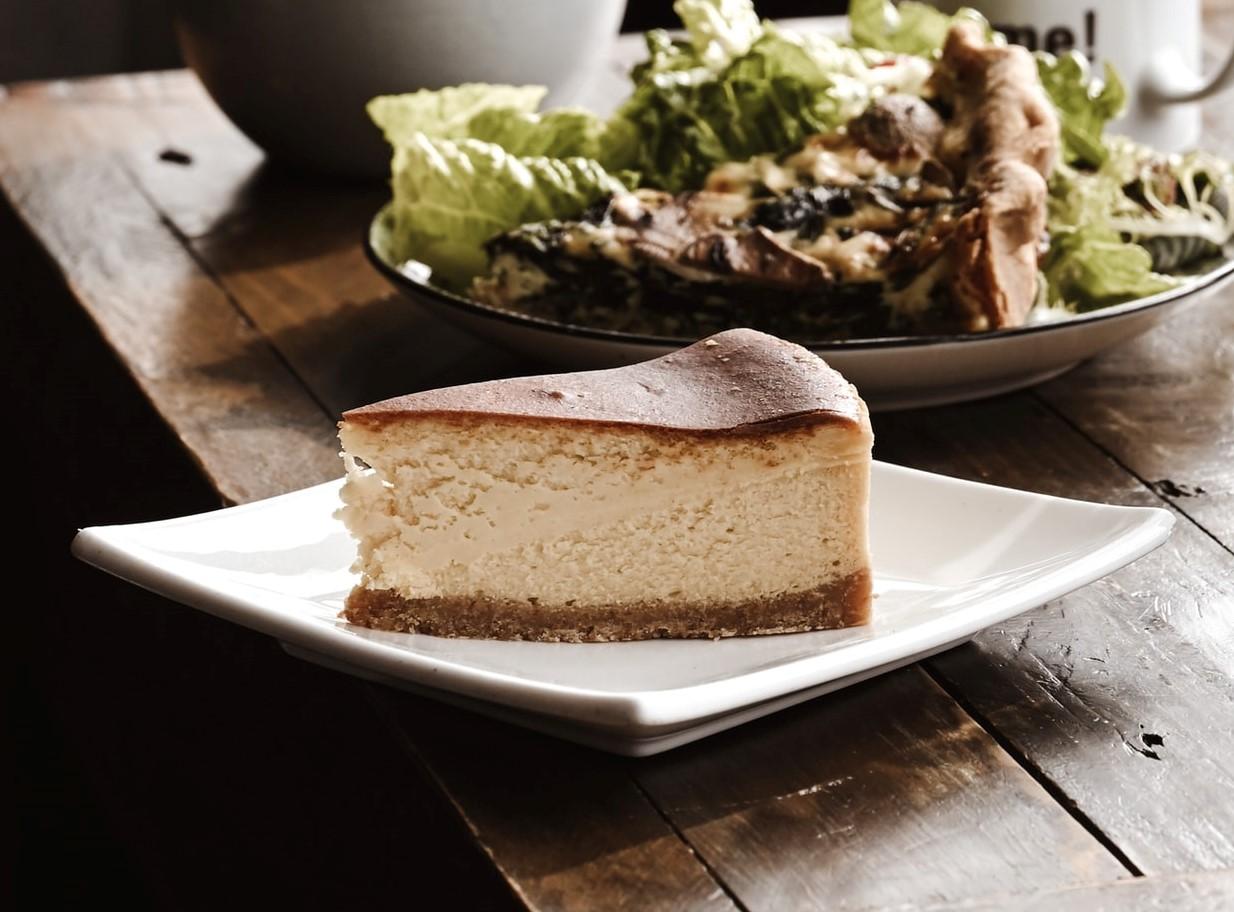 cheesecake al gelato senza gelatina