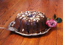 ciambellone vegano al cioccolato ricetta