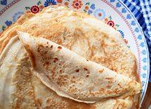 crespelle prosciutto e besciamella ricetta