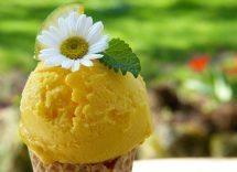 gelato al mango ricetta
