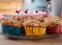 muffin alle mandorle ricetta