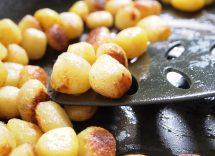 patate alla birra in padella ricetta