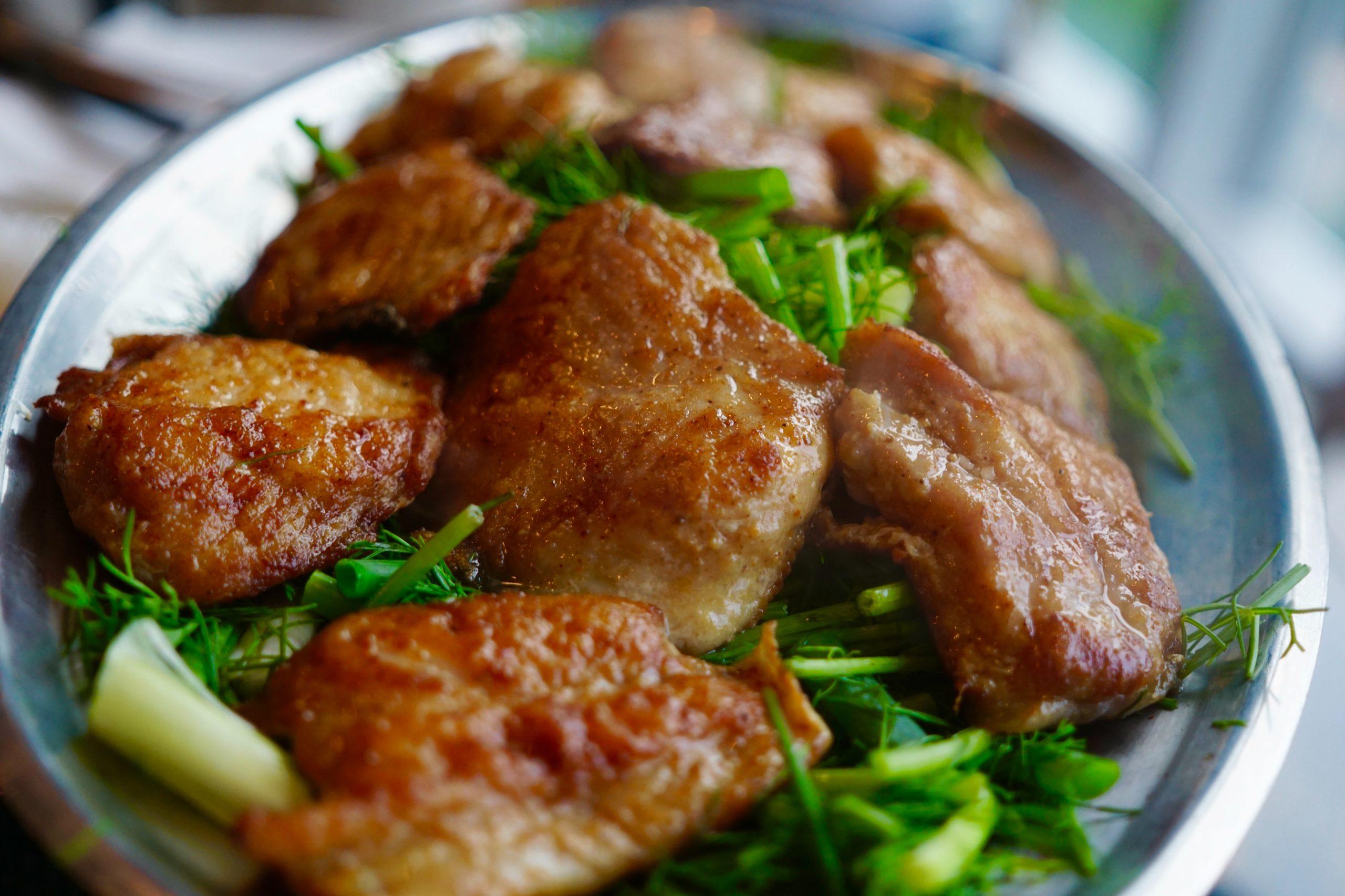 pollo alla salsa di soia ricetta